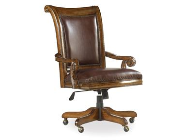 Umber Swivel Chair Santa Barbara