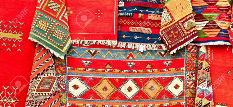 Moroccan Rugs Add To Any Living E
