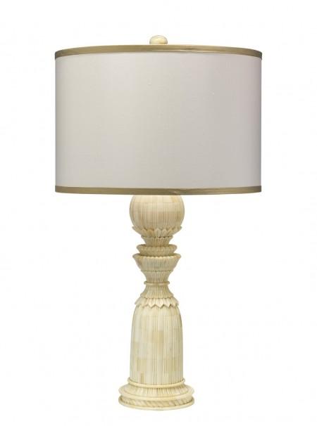 Mila Bone Table Lamp Santa Barbara