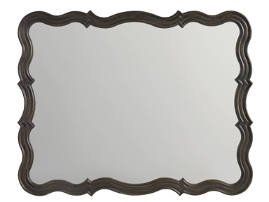 Olympia Mirror Santa Barbara