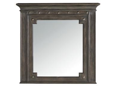 Spring Charcoal Mirror Santa Barbara