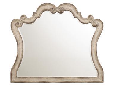 Isolde Mirror Santa Barbara