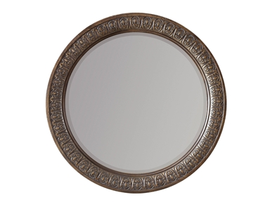 Luci Round Mirror Santa Barbara