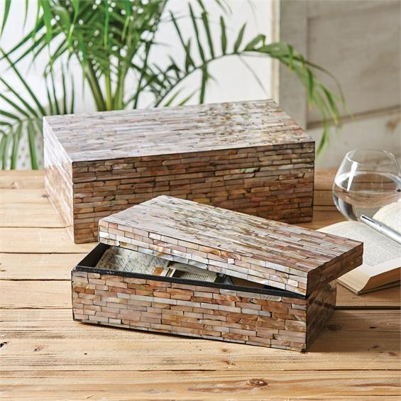 Hilda Decorative Boxes Santa Barbara