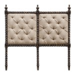 Adela Queen Headboard Santa Barbara