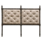 Adela King Headboard Santa Barbara