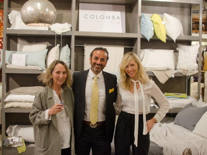 COLOMBA EVENT WITH MICHAEL