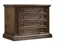 Sigyn Hardwood Lateral File Santa Barbara