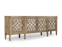 Quincy Mirrored Sideboard Santa Barbara