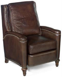 Brady Leather Recliner Chair Santa Barbara