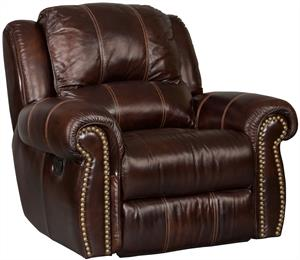 Caballo Leather Power Recliner Santa Barbara