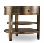 Sheen Round Accent Table Santa Barbara