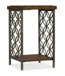 Melinda Iron Accent Table Santa Barbara