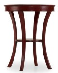 Cherry Wood Accent Table Santa Barbara
