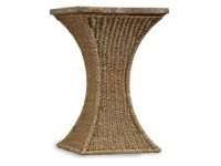 Modern Rope Accent Table Santa Barbara