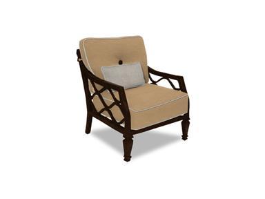 Villa Bianca Lounge Chair Santa Barbara