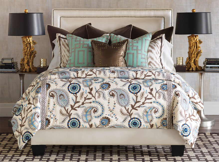 Eastern Accents Hudson Bedding