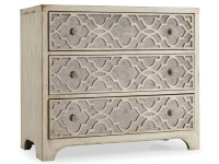 Pearl Lattice Chest Santa Barbara