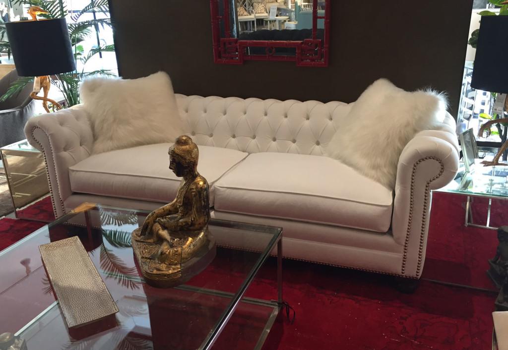 Chestferield Sofa