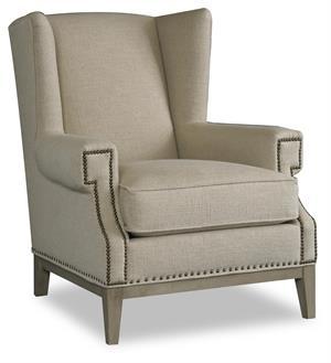 Zara Wing Chair Santa Barbara