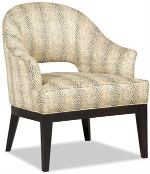 Thalmer Exposed Wood Chair Santa Barbara