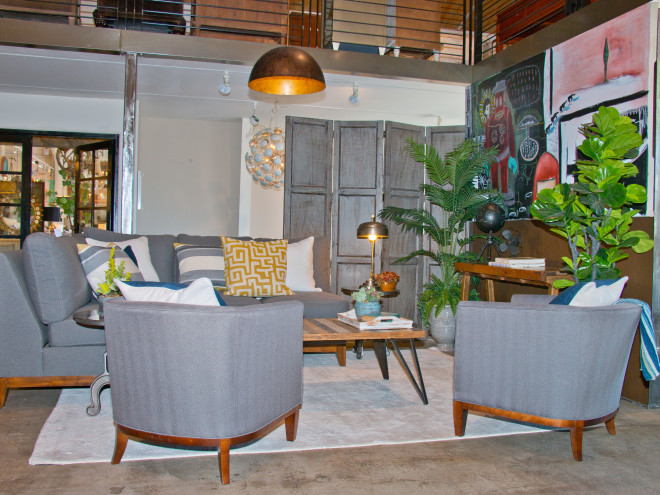 New York Loft Santa Barbara Design Center