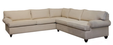 Miller sectional Santa barabra design center