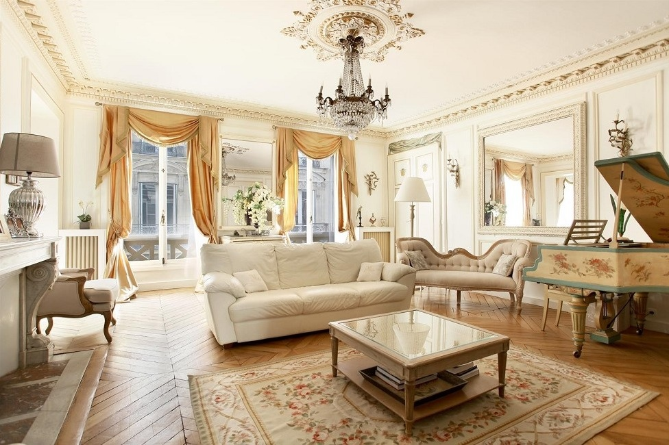 French Country Living Room Style | Santa Barbara Design Center