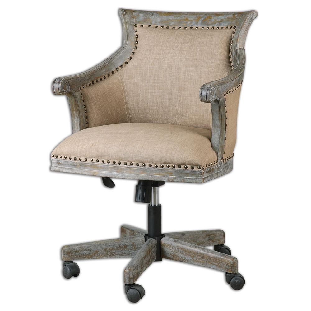 Kimly Desk Chair Santa Barbara Design Center-29803