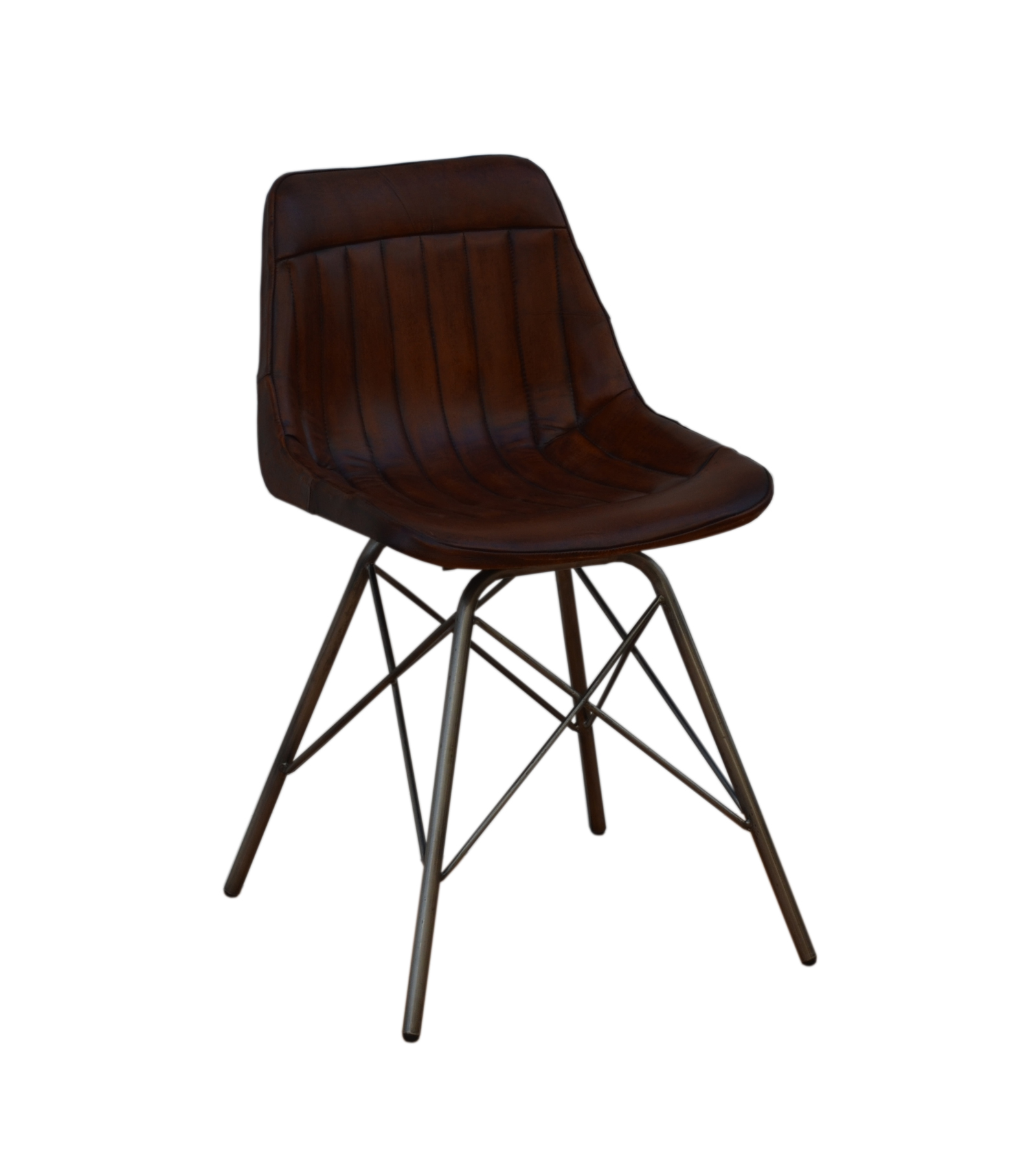 Santa-barbara-design-center-stand-up-iron-chair-leather-furniture-dining-chair-bar-stool-interior-design-home-decor-chair-sitting-seat