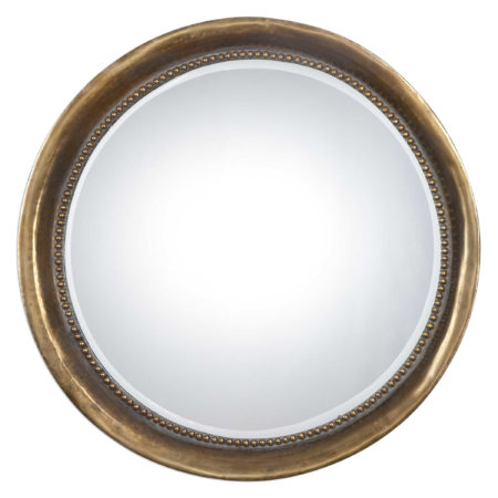 Terresa Round Mirror Santa Barbara Design Center