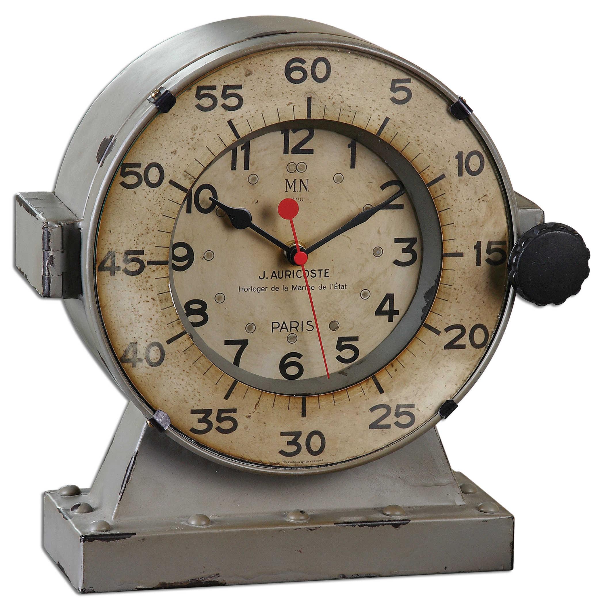 Marie clock santa barbara design center