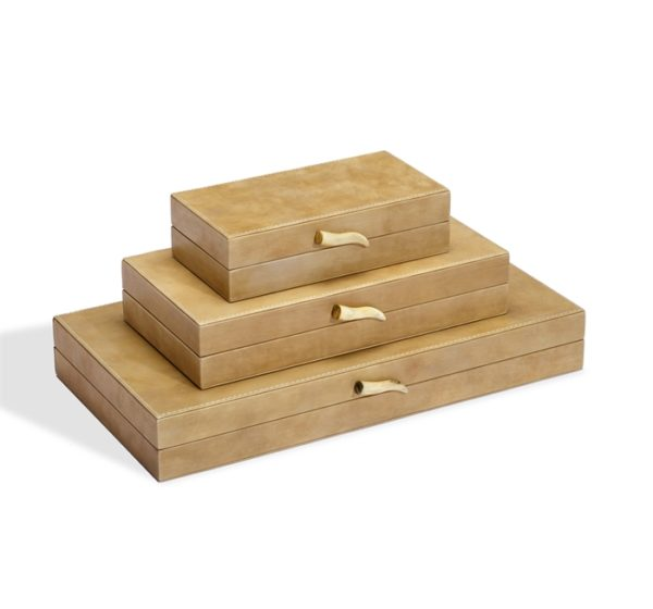 l Tan Aurrie hide box santa barbara design center-1