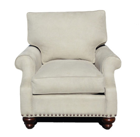 Merkur Chair w/ Nailheads santa barbara design center rugs and more couches sofa sectionals