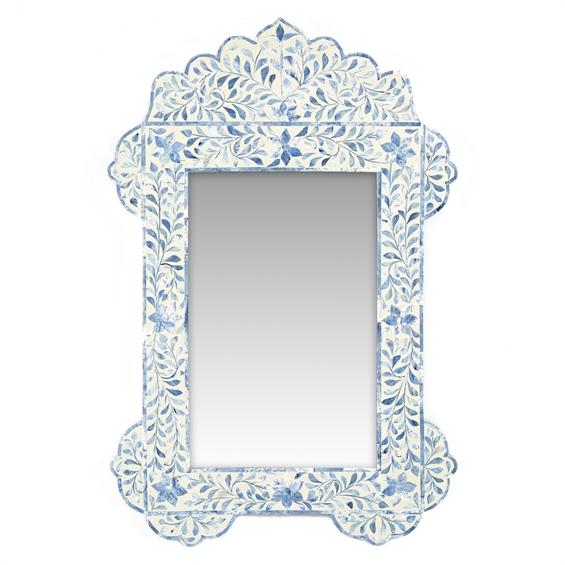 Miko Inlay Mirror santa barbara design center furniture home decor accessories mirrors