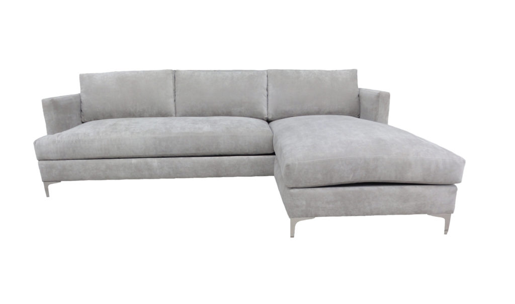 Summerland Sectional With Reversible Chaise santa barbara design center -
