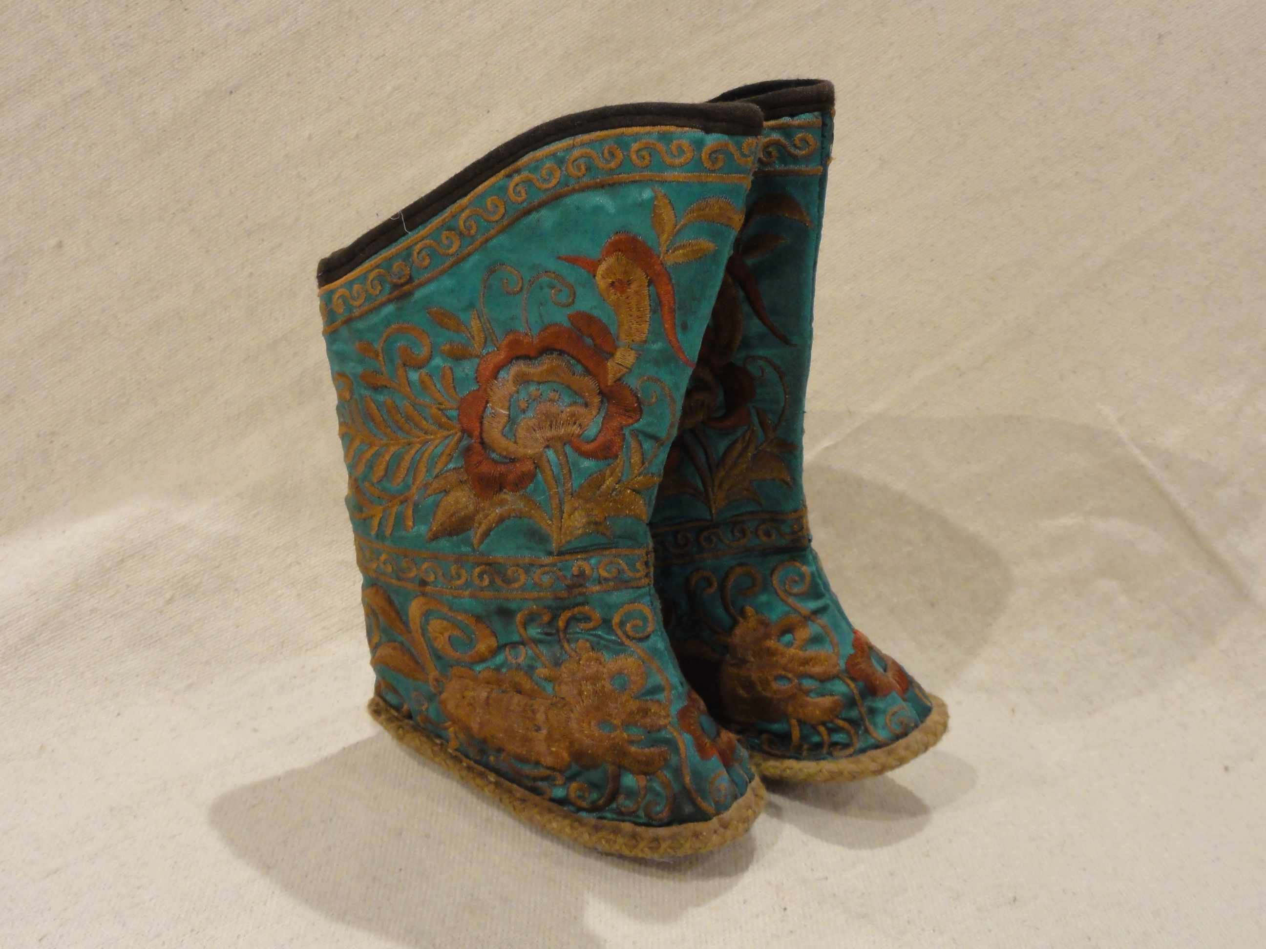 Chinese Binding Shoe santa barbara design center-rugs and more-design santa barbara-appraisal-1