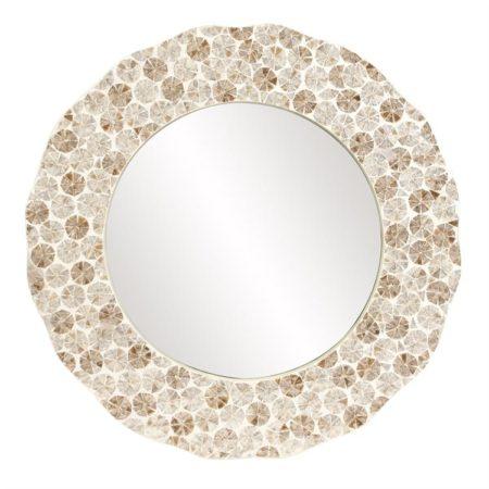 Anti Round Mirror santa barbara design center 31627-
