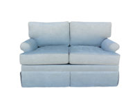 leesa loveseat santa barbara design center furniture sofa couch -1
