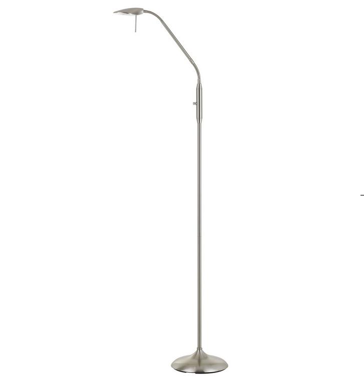Anzico Gooseneck Floor Lamp santa barbara design center 31604-
