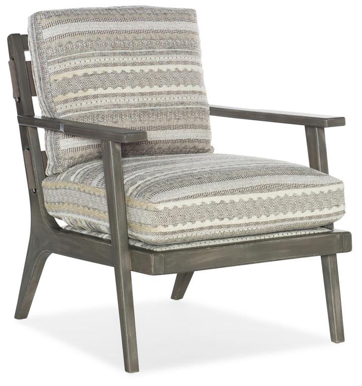 Lepas Exposed Wooden Chair santa barbara design center 32083-