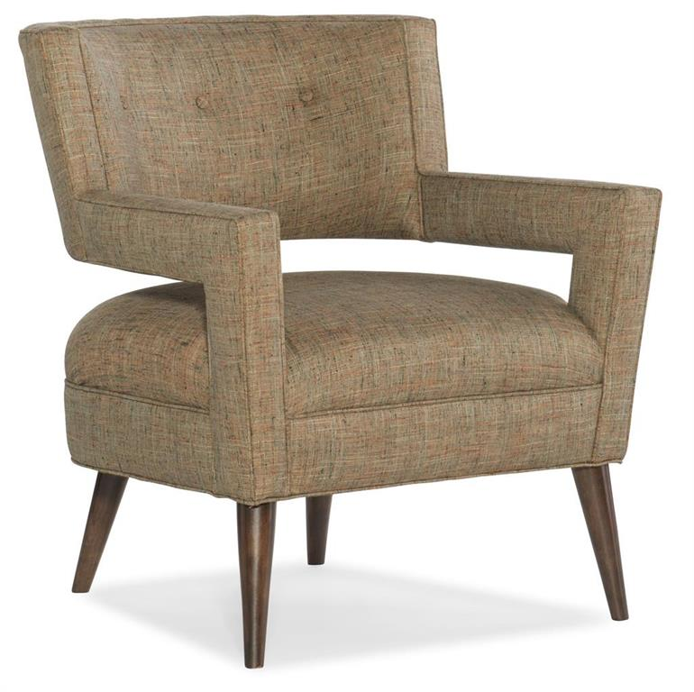Hart Chair is the perfect accent chair for your home. Santa Barbara Design Center has a wide to variety of living room chairs, upholstered chairs, wood frame chairs and more. Available in any fabric and finish. 30.00 x 28.50 x 33.00