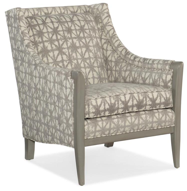 Cariel Exposed Wooden Chair
