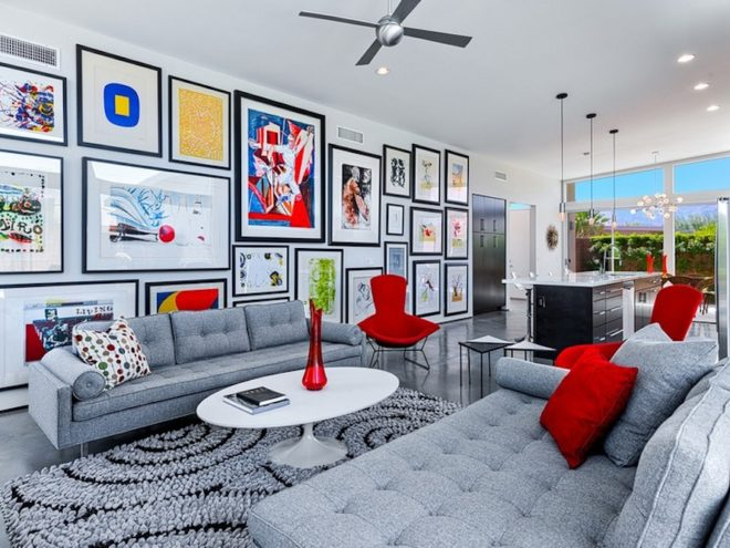 how to incorporate wall art into your living room santa barbara design center interior design