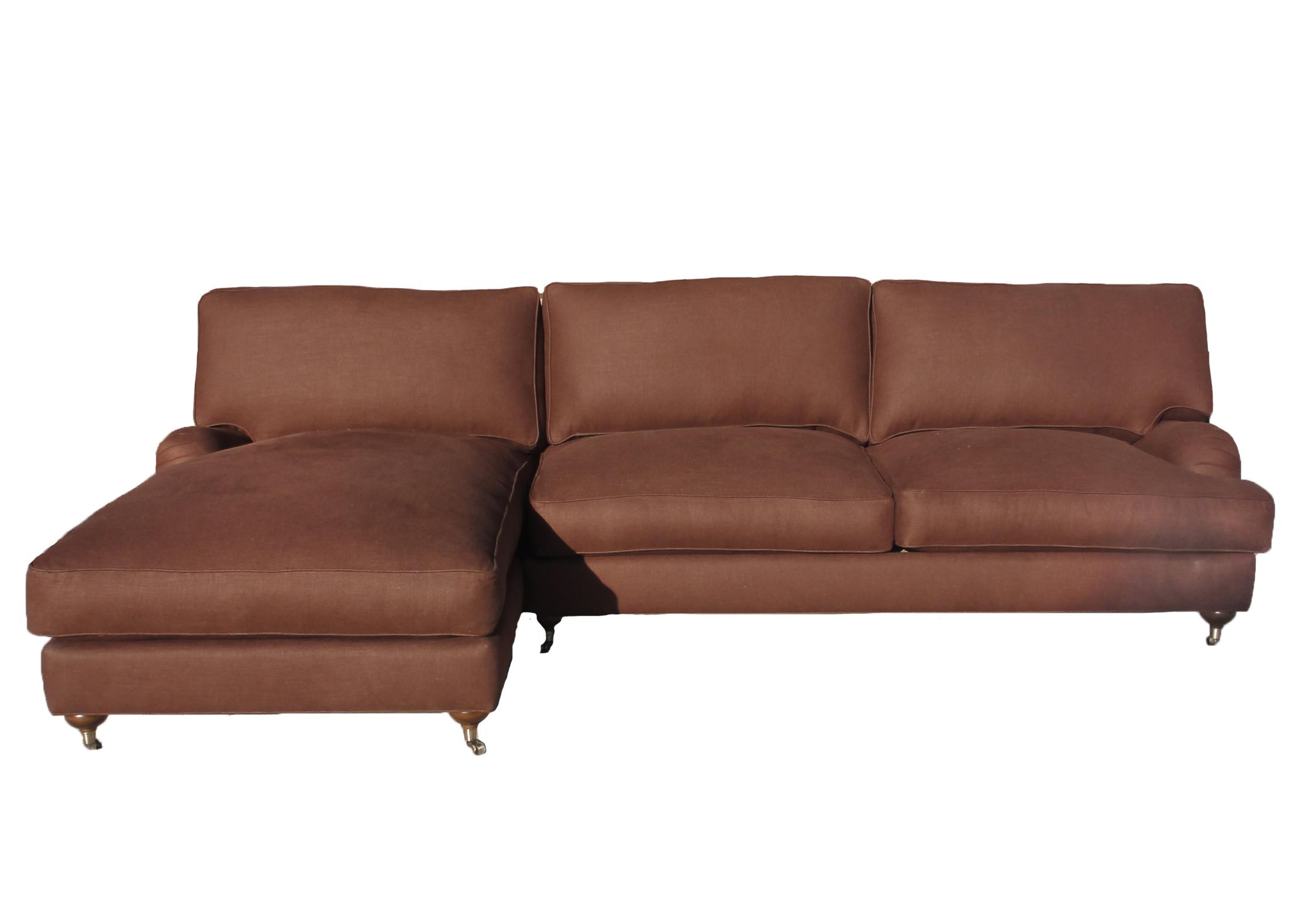 vWhitney Sectional santa barbara design center santa barbara sofa couch furniture-