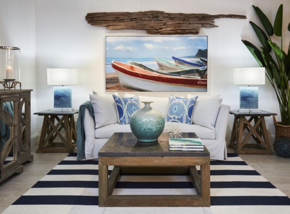 Inspired Coastal Living santa barbara design center -