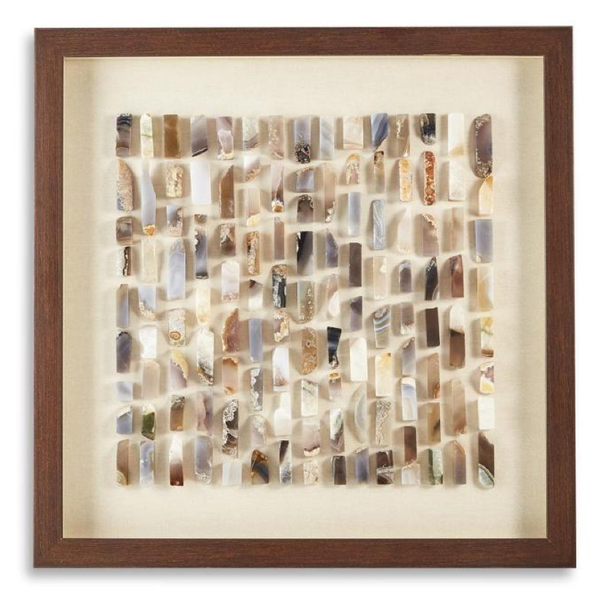 Agate Wall Art