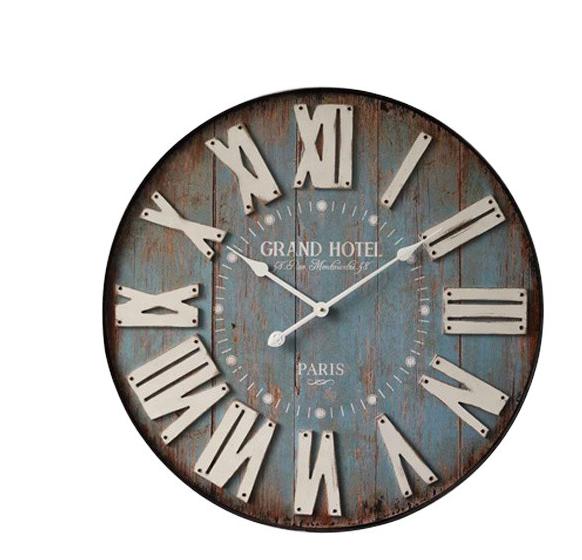 Country Clock 27.5 santa barbara design center 32855-