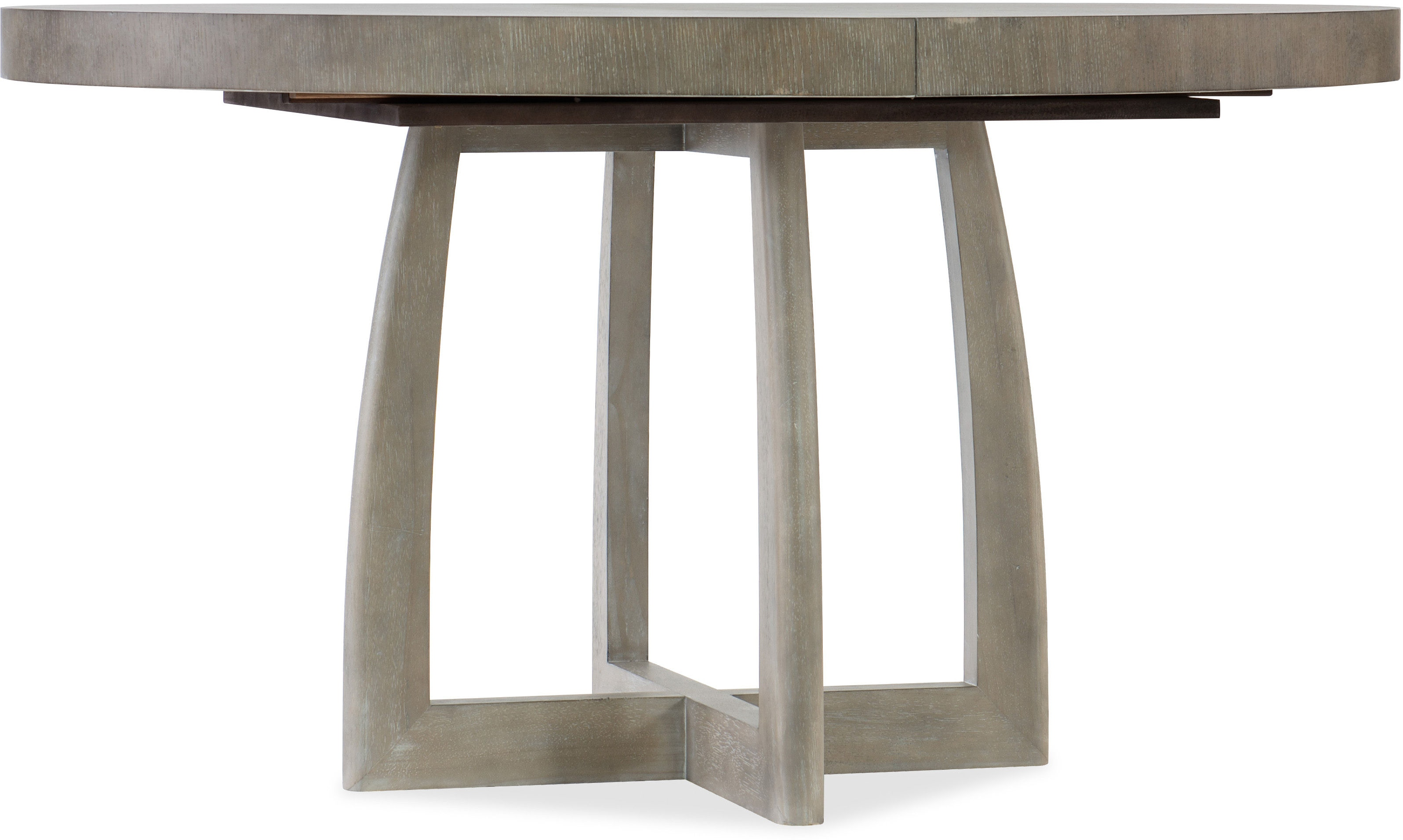 Affinity 48in Round Pedestal Dining Table hooker furniture 6050-75203-