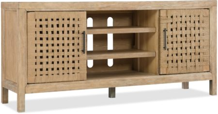 Wabi Sabi Entertainment Console santa barbara design center hooker furniture 6040-70464-